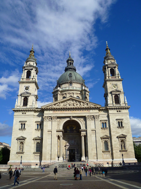 Будапешт, базилика Святого Иштвана (Budapest, St. Stephen's Basilica)
