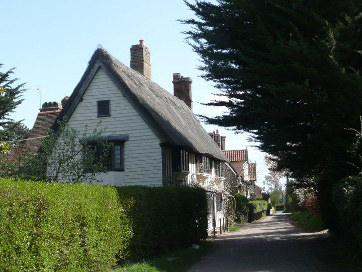 Priory Lane, Blythburgh