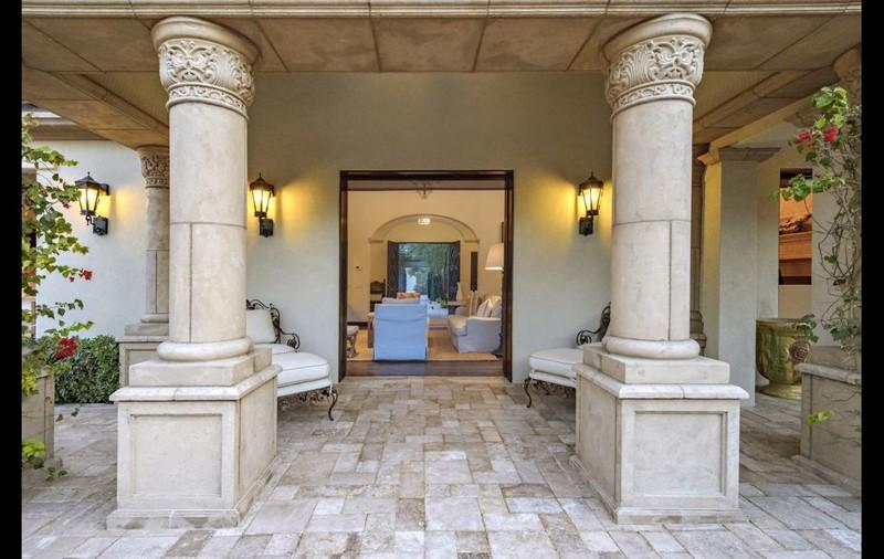 Дом Сильвестра Сталлоне (17 фото)