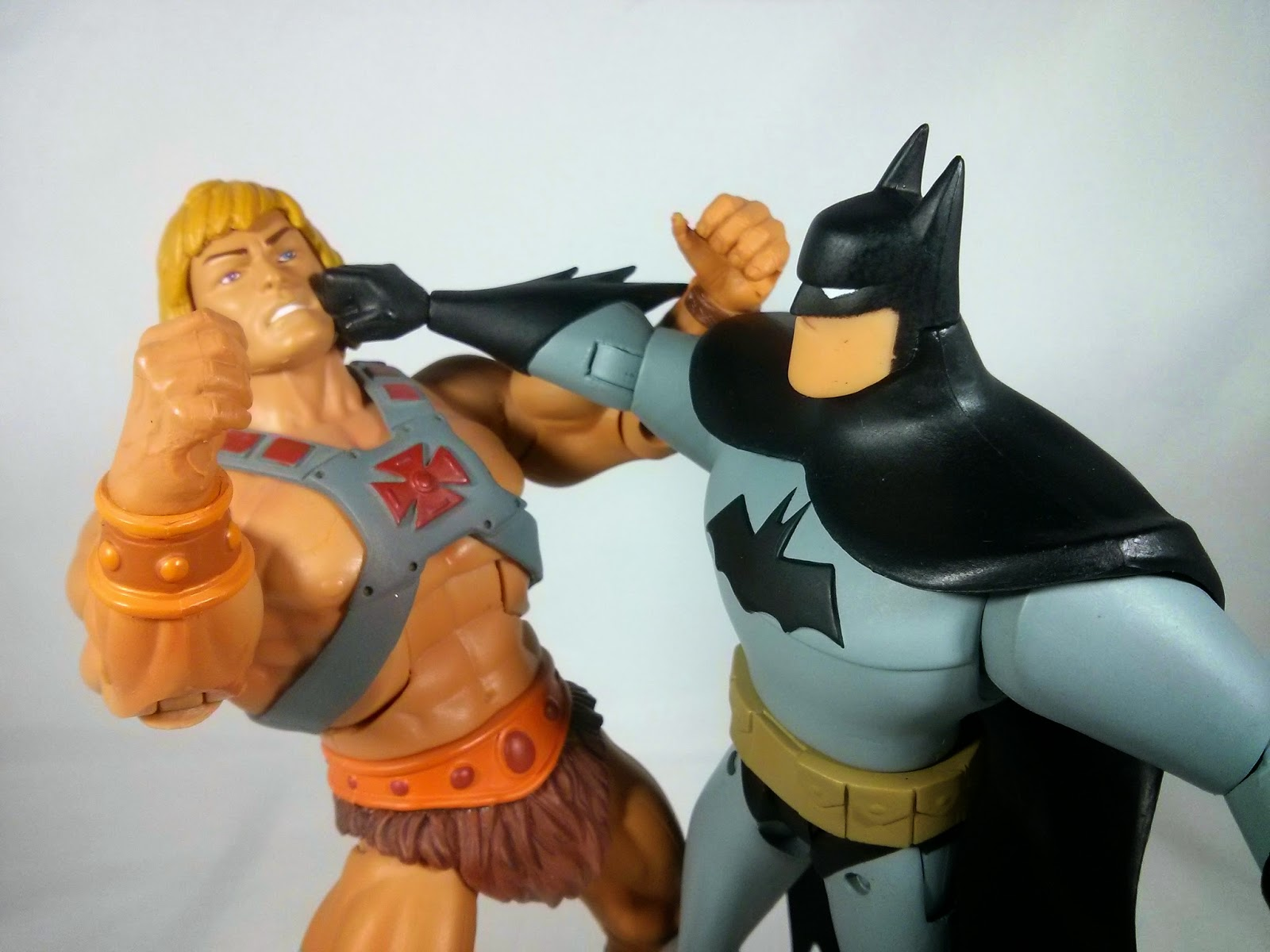 DC vs Masters of the Universe