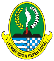 Logo/lambang propinsi Jawa Barat (Jabar)