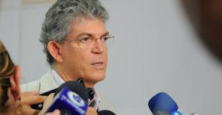 Governador Ricardo inaugura estrada de Sossego
