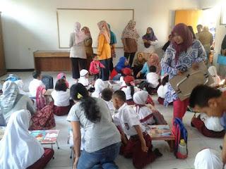 Jadwal Pelajaran Kelas 1 SD Negeri Sukaragam 03 Bekasi