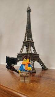 Lego Eiffel