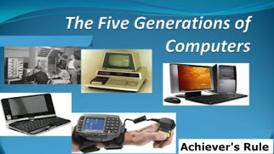 Generations of Computer - Complete Notes