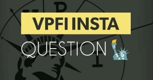 Practice Listening with VPFI Insta Question