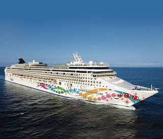 Norwegian Cruise Line's Norwegian Pearl Arrives in New York for the First Time to Sail Bermuda, Bahamas, Florida and Transatlantic Voyages from the Big Apple.