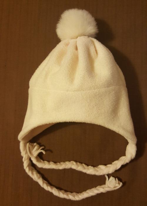 f6a728403b1 Jak ušít čepici  Střih a návod na dětskou čepici ušanku - Krásné bydlení