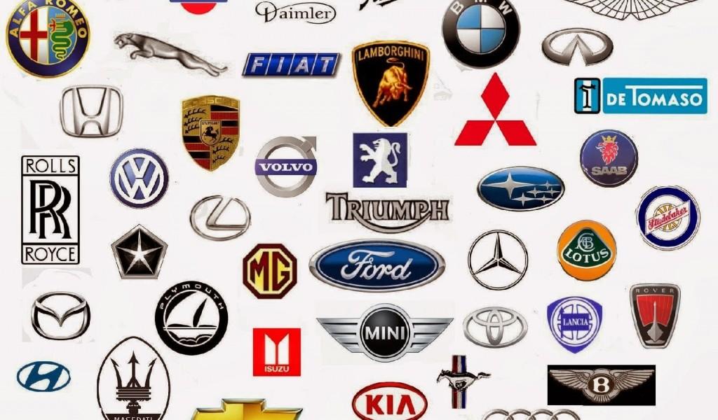 Auto Cars Logos: Famous Car Company Logos