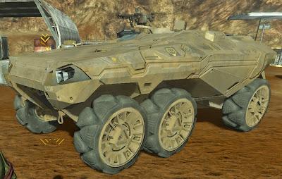 Future War Stories: FWS Topics: The APC and IFV
