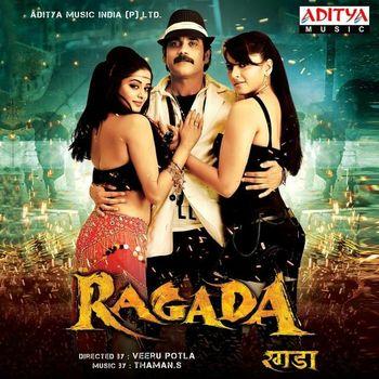 Ragada (2010) Dual Audio Hindi 720p BluRay x264 1.1GB Free Download