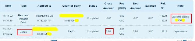 Bonus Gratisan dari Payco
