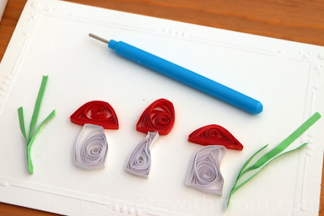Quilling Creations Flora and Fauna