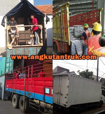 Sewa Truk dari Surabaya ke Jakarta harga Murah
