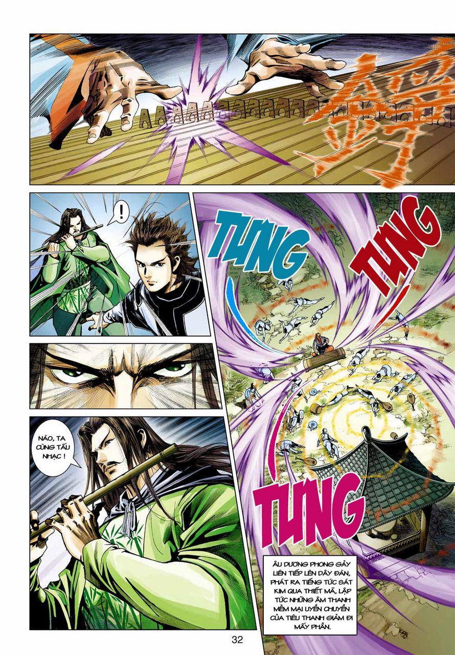 Anh Hùng Xạ Điêu anh hùng xạ đêu chap 43 trang 31