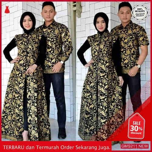 GMS211 SPTKL211M376 Murah Batik Couple Sarimbit Longcardy Dropship SK0626814559