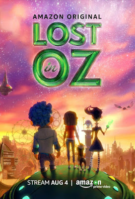 Lost In Oz (TV Series) S01 Custom HD Dual Latino