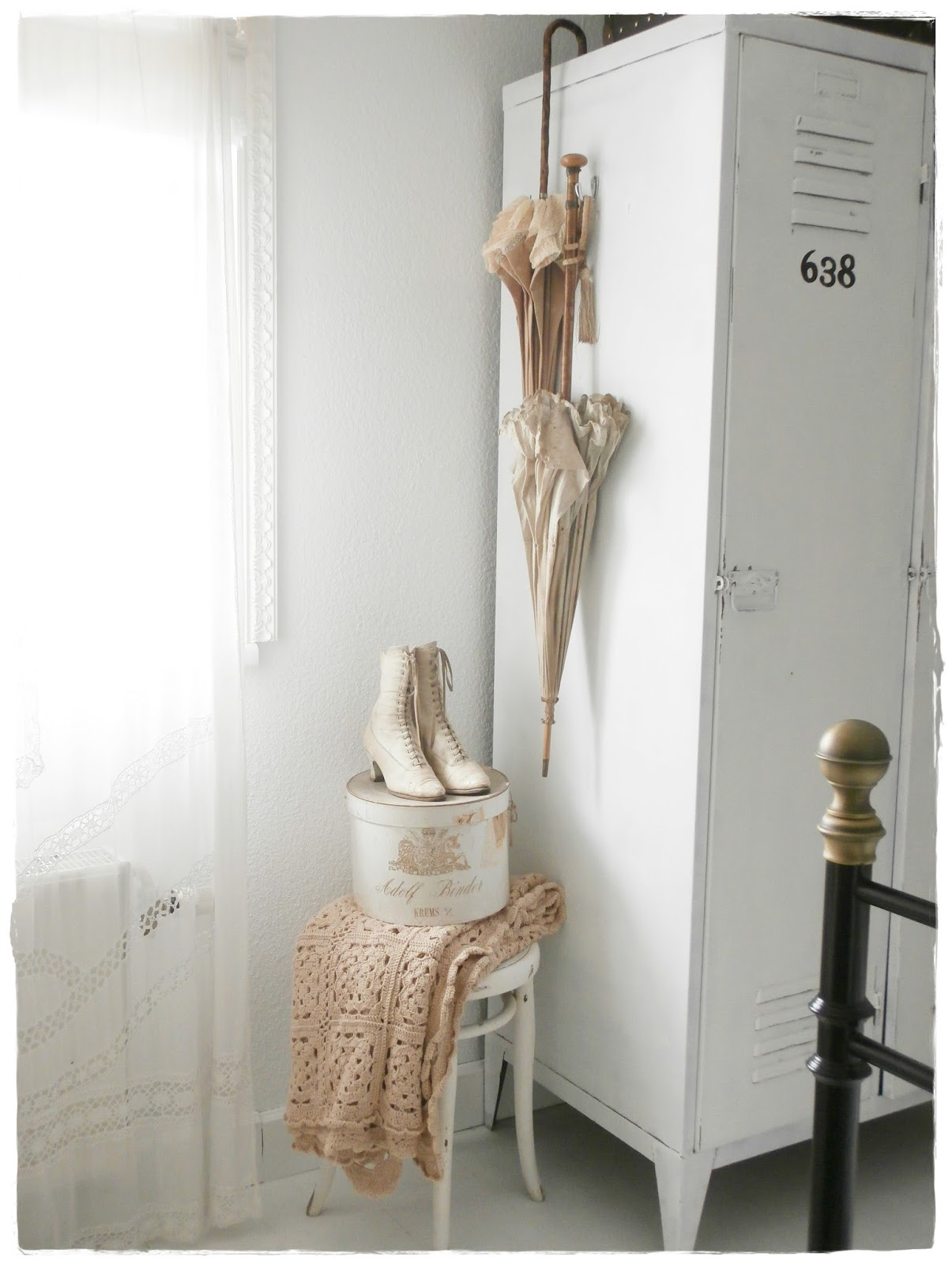 Shabby landhaus: schlafzimmer neu.....