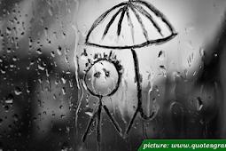 Hujan di Penghujung Agustus dan Praktik Syirik Perdukunan Pawang Hujan