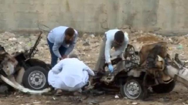 Car bomb exploded in Karachi