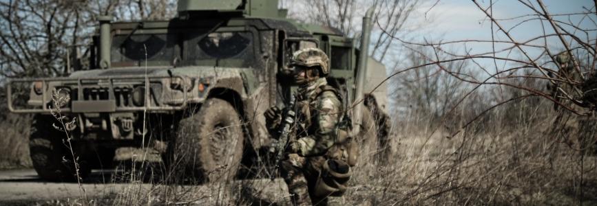 Міністерство оборони готує нову воєнну доктрину
