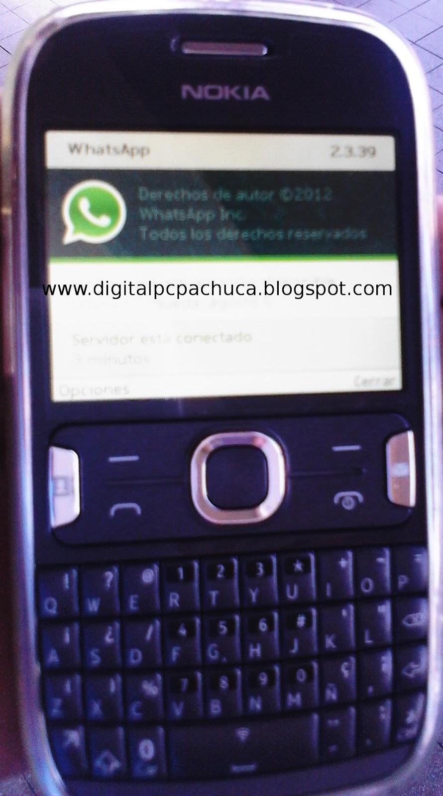 Nokia asha 311 whatsapp download