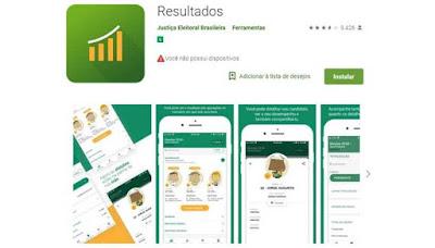 TSE lança aplicativo para acompanhamento das eleições