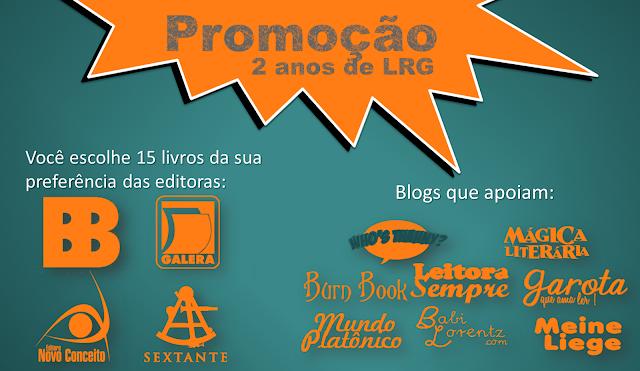 Promo: 2 anos de LRG | Apoio 6