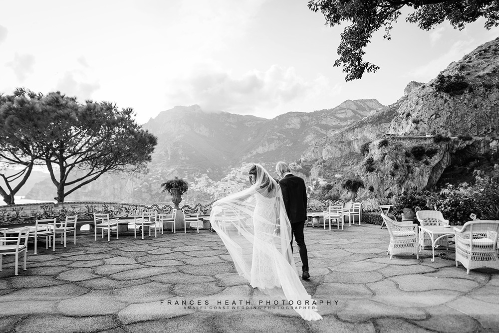 San Pietro Wedding in Positano