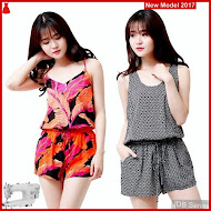 JDB036 FASHION Model On Rompers Keren BMGShop