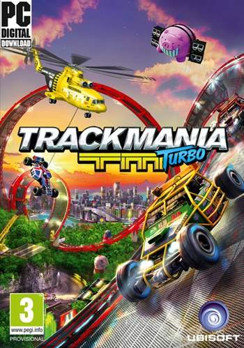 Trackmania Turbo (2016) PC Full Español