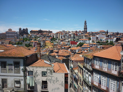 Colorful View on Porto by Igor L.