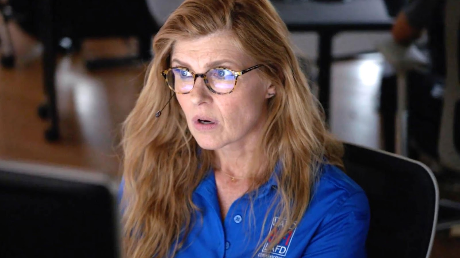 9-1-1 Connie Britton Pilot