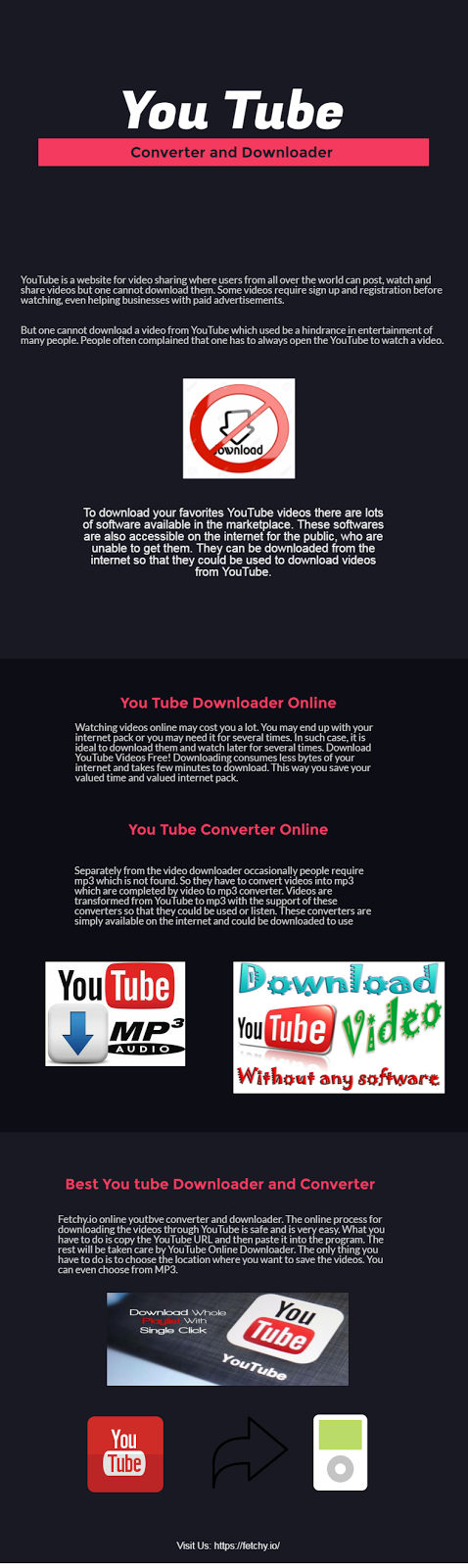 Download and Convert Videos Online