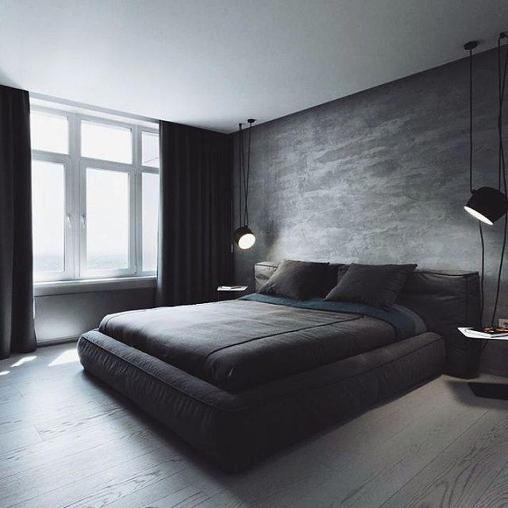 Modern Bedroom Decorating Idea