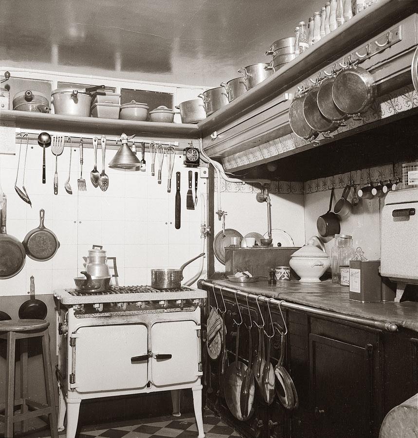 Julia Childs Kitchen: Ancient Industries