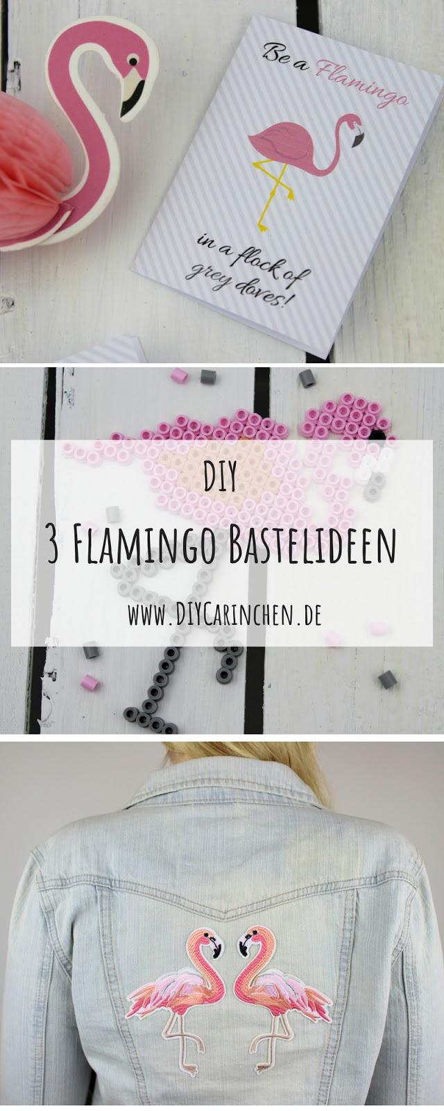 Diy 3 Geniale Schnelle Und Einfache Flamingo Bastelideen In Nur