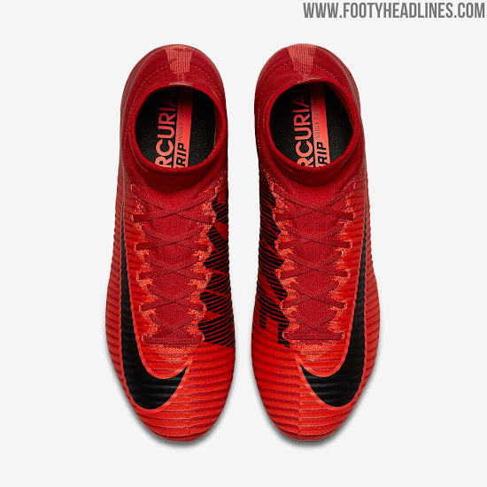 19e723f61 Nike Mercurial Superfly V Fire Pack Boots Revealed - Footy Headlines