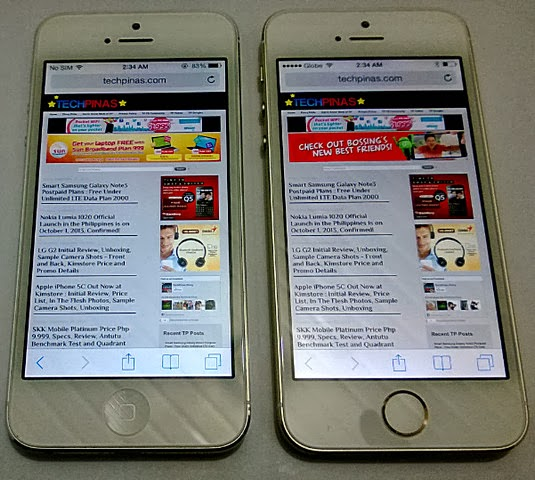 what is the difference between iphone 5s and 5c apple iphone 5s vs iphone 5 specs comparison key 21457