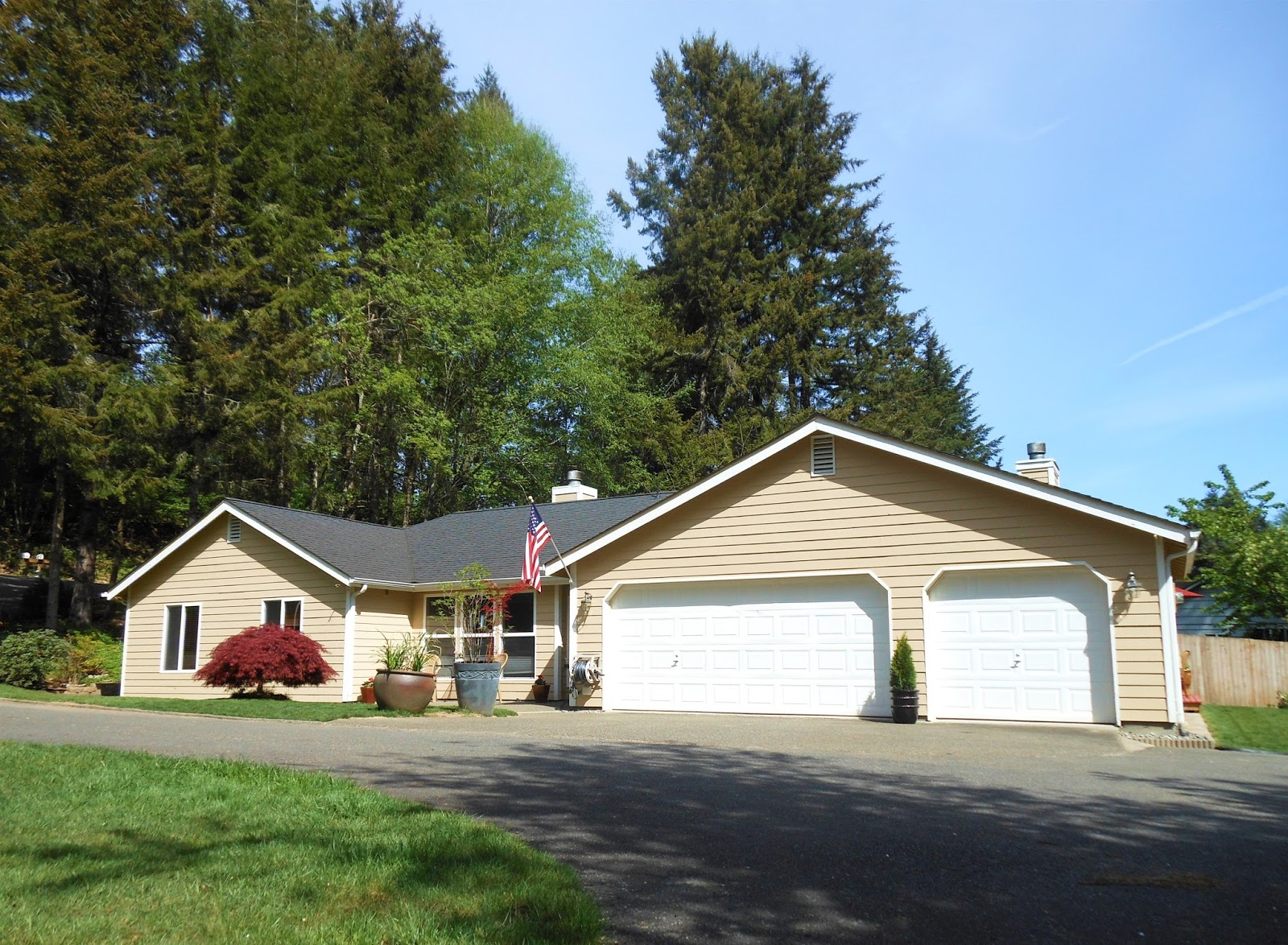 Best homes in wa rambler for sale with 3 car garage 1025 for 3 car garage house for sale