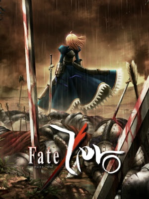 Fate/Zero 13/13 (HD + Ligero) [Sub Español] [Sin Censura] [MEGA-USERSCLOUD]