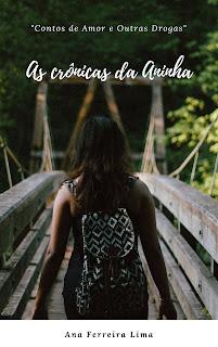 Novo Livro As crônicas da Aninha impresso adquira pelo Amazon.