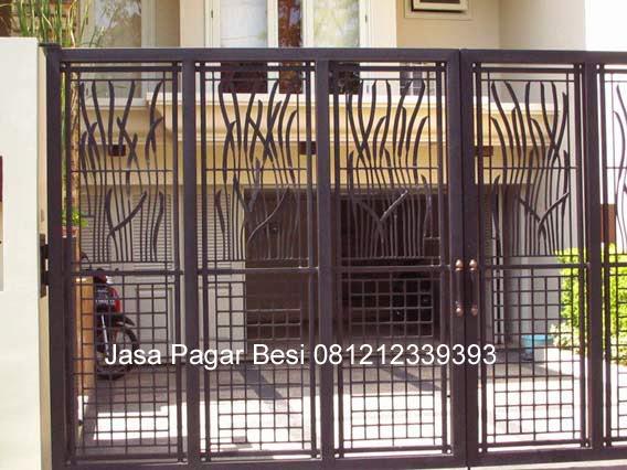 Jasa Pembuatan Pagar Besi Tempa di Jakarta  Interior