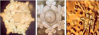 кристалы воды