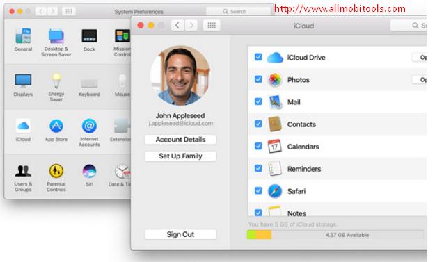 iCloud For MAC