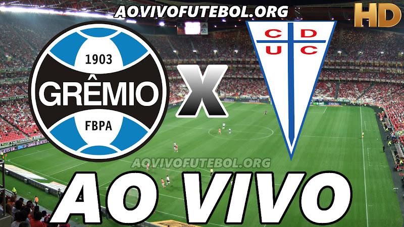 Grêmio x Universidad Católica Ao Vivo HD Online
