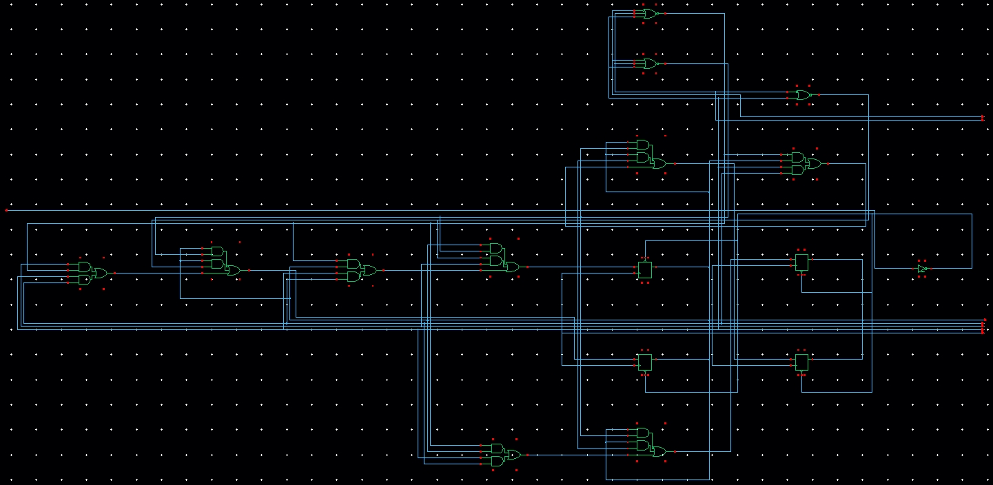 Circuit synthesis from Verilog and importing it to Cadence (based on