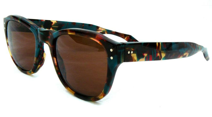 YMC vs Mc Ginn Eyewear: Bonafide frames with rare acetates: Rocco