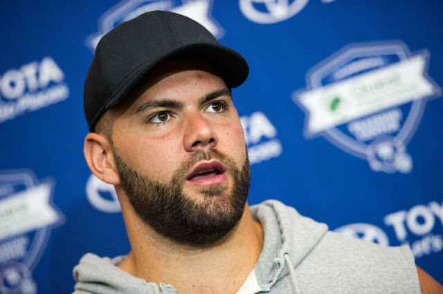 Justin Pugh, Giants' top OL, sits out practice with back issue, Rhett Ellison and Nat Berhe also miss Onlinelatesttrends