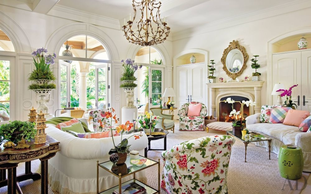 Palm Beach Chinoiserie Chic